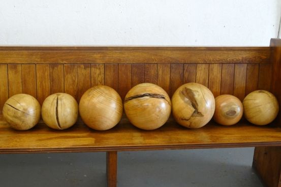 Cherry and Oak Balls Feature Image