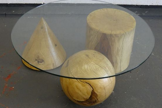 Ball, Cone, Cylinder Coffee Table Feature Image