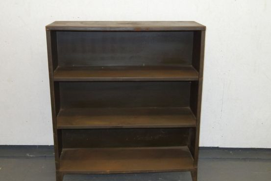 Industrial Metal Shelving unit Feature Image