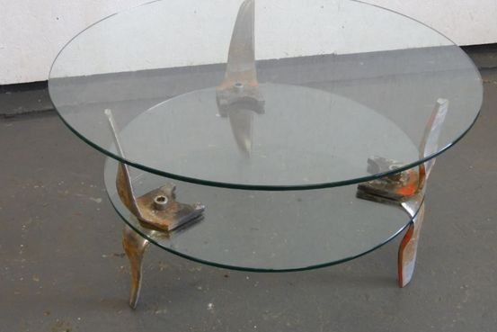Glass Topped Coffee table Feature Image