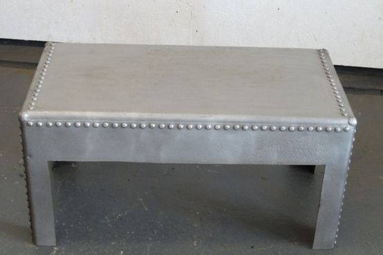 Steel Water Tank Coffee Table Feature Image