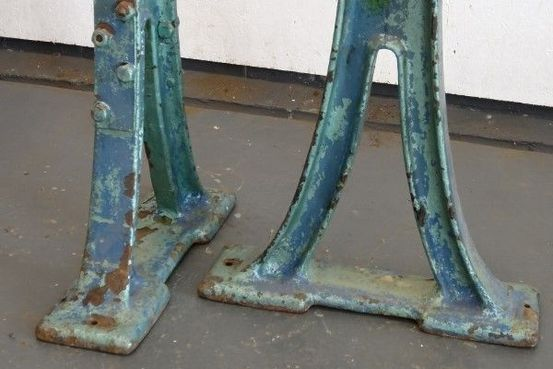 Cast Iron Machine Bases Feature Image