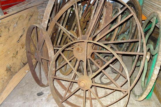 Iron Wheels Feature Image