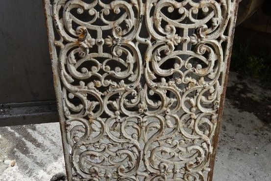 Pierced and Raised Iron Panel Feature Image
