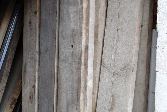 Heavy Pine Reclaimed Scaffold Boards Feature Image