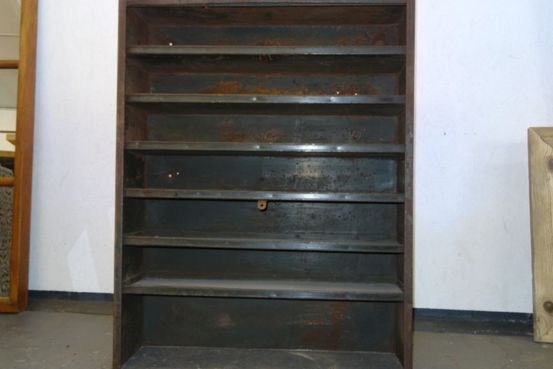 Steel Shelving Unit Feature Image