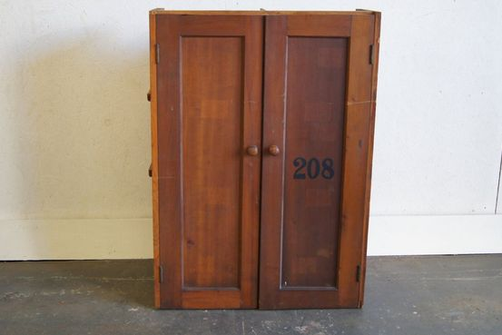 2 Door Cupboard From York Railway Carriage Works Feature Image