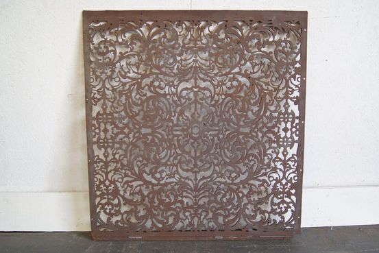 Victorian Cast Iron Floor Panel Feature Image