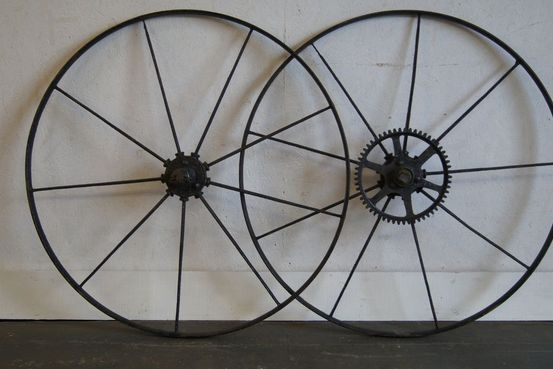 Iron Wheels Feature Image