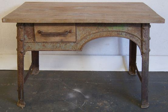 Cast Iron Desk Feature Image