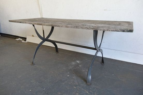 Old Weathered Oak Table Feature Image